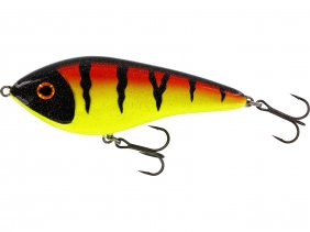 Westin Jerk Swim Glidebait 10cm 31g Low Floating Alert Perch