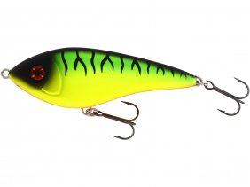 Westin Jerk Swim Glidebait 10cm 31g Low Floating Firetiger