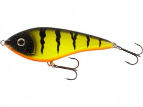 Westin Jerk Swim Glidebait 10cm 31g Low Floating Fire