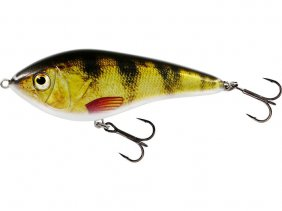 Swim Glidebait 12cm 53g Suspending Real Perch
